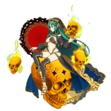 Salome Sprite 3 With Effects