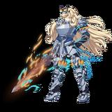 Fairy Knight Gawain Sprite 1