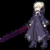 Artoria Pendragon Alter New Sprite 3