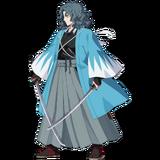 Saito Hajime Sprite 3