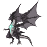 Sieg dragon sprite