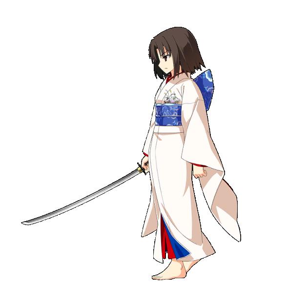 Ryougi Shiki (Saber)