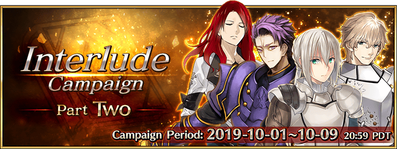 Interlude Campaign 2 (US)