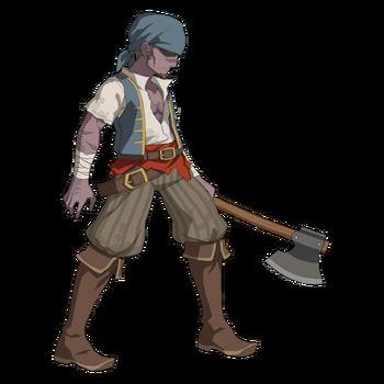 Pirate Berserker
