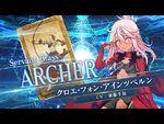 『Fate-Grand Order Arcade』サーヴァント紹介動画 クロエ・フォン・アインツベルン