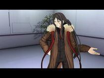 『Fate-Grand Order Arcade』諸葛孔明〔エルメロイⅡ世〕総身霊衣「ファッショナブルモッズコート」