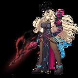 Fairy Knight Gawain Sprite 2