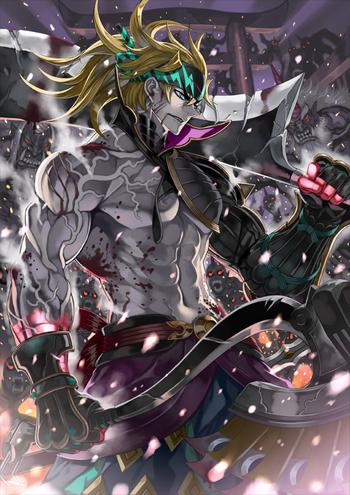Heian Warrior Attire