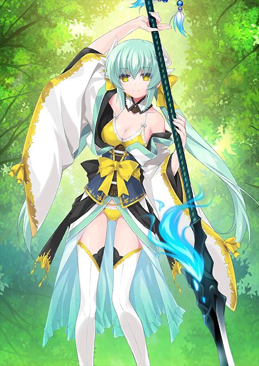 Kiyohime (Lancer)