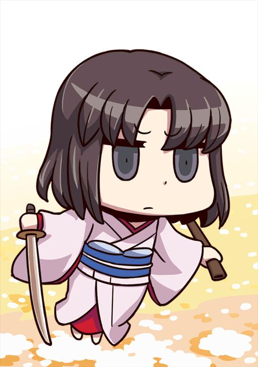 Ryōgi Shiki (Saber)