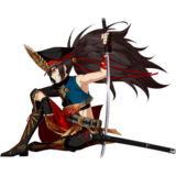Nobunaga Avenger Skill 2 Sprite 2