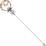 Medea lily staff