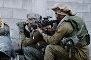 Israeli army soldiers ground operation 07 january 2009 news 023