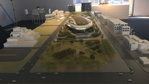 Construction Launches for George Lucas' L.A. Museum at Groundbreaking Ceremony