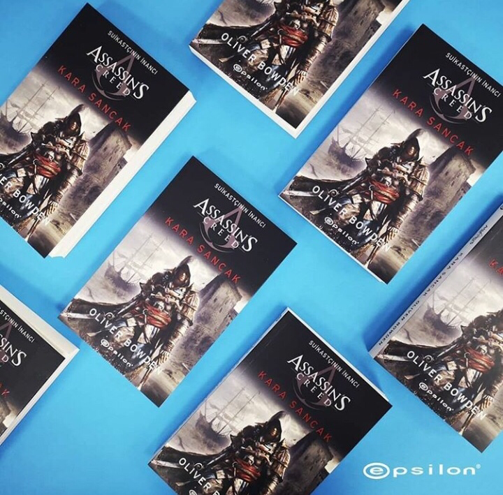 Assassin'S Creed Black Flag has been translated into Turkish.