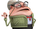 Mrs. Harmounian
