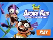 Fanboy And Chum Chum Arcade Raid Gameplay