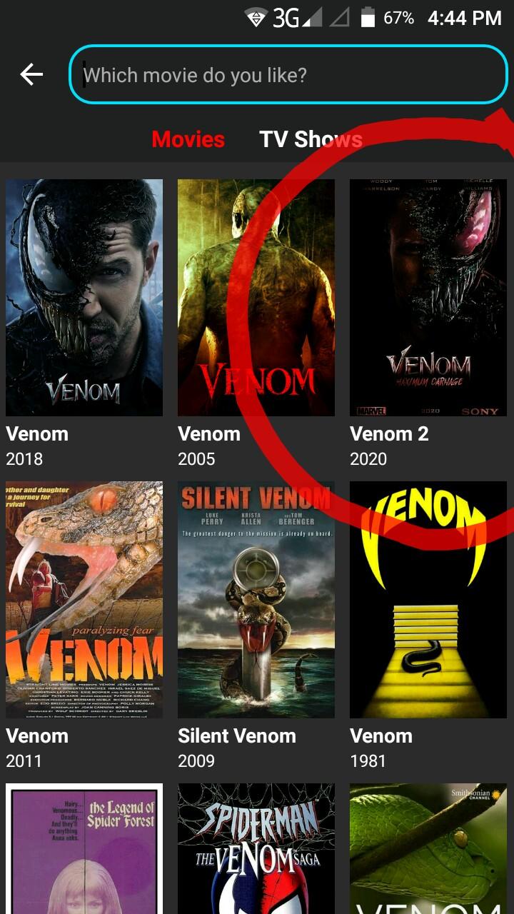 Venom 2 on Netflix with Poster... | Fandom
