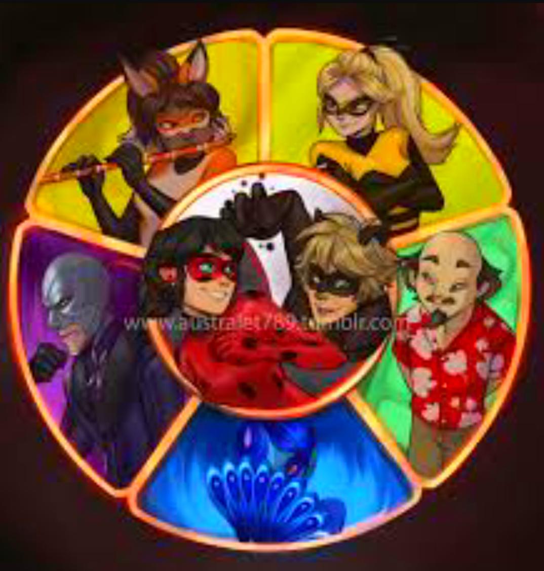 Tutti i supereroi