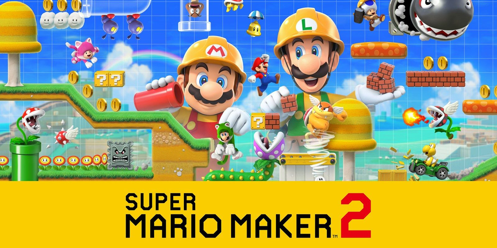 What new feature in Mario maker 2 would you add, it could be