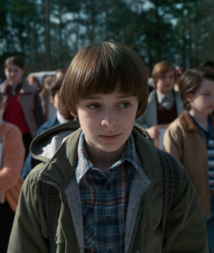 Similarity between Will Byers and Harry Potter