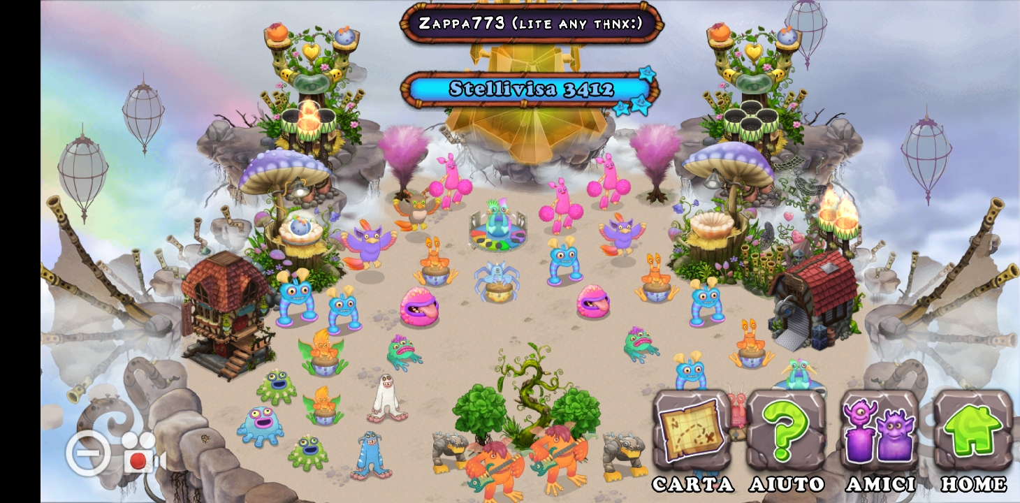 ZAPPA773 HOW THE F... U DO THIS?! All ur islands are full of rares! (2 epic congles btw)