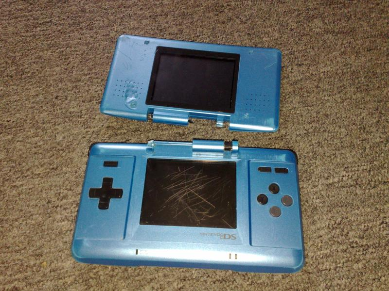 The 15 time a konchu messes you up in battle(not my ds)