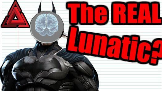 Is Batman Insane?