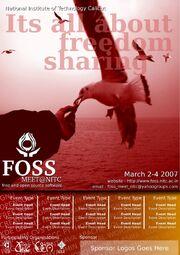 NITC FOSS MEET 2007.jpg