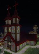Kirche von Holzlauf