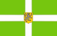 Wolfshain-Flagge