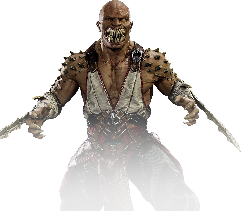 Baraka (Mortal Kombat: Elemental Realm)