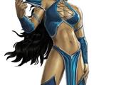 Kitana (Mortal Kombat: Elemental Realm)