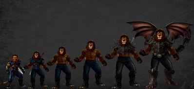 Lionman Primal Forms.jpg