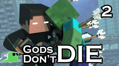 """Gods_Don't_Die""_-_The_Sequel_-_EPIC_FIGHT_Minecraft_Animation"