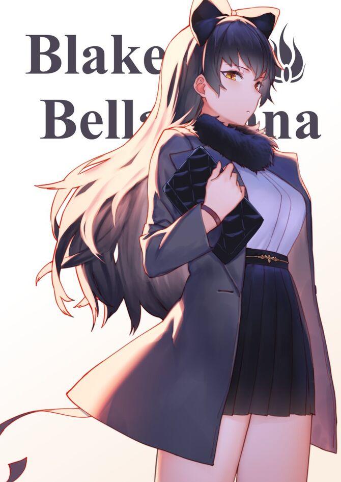 Blake belladonna rwby drawn by izumi sai 3fdc93e7f8be0e47b4bb073751a71239.jpg