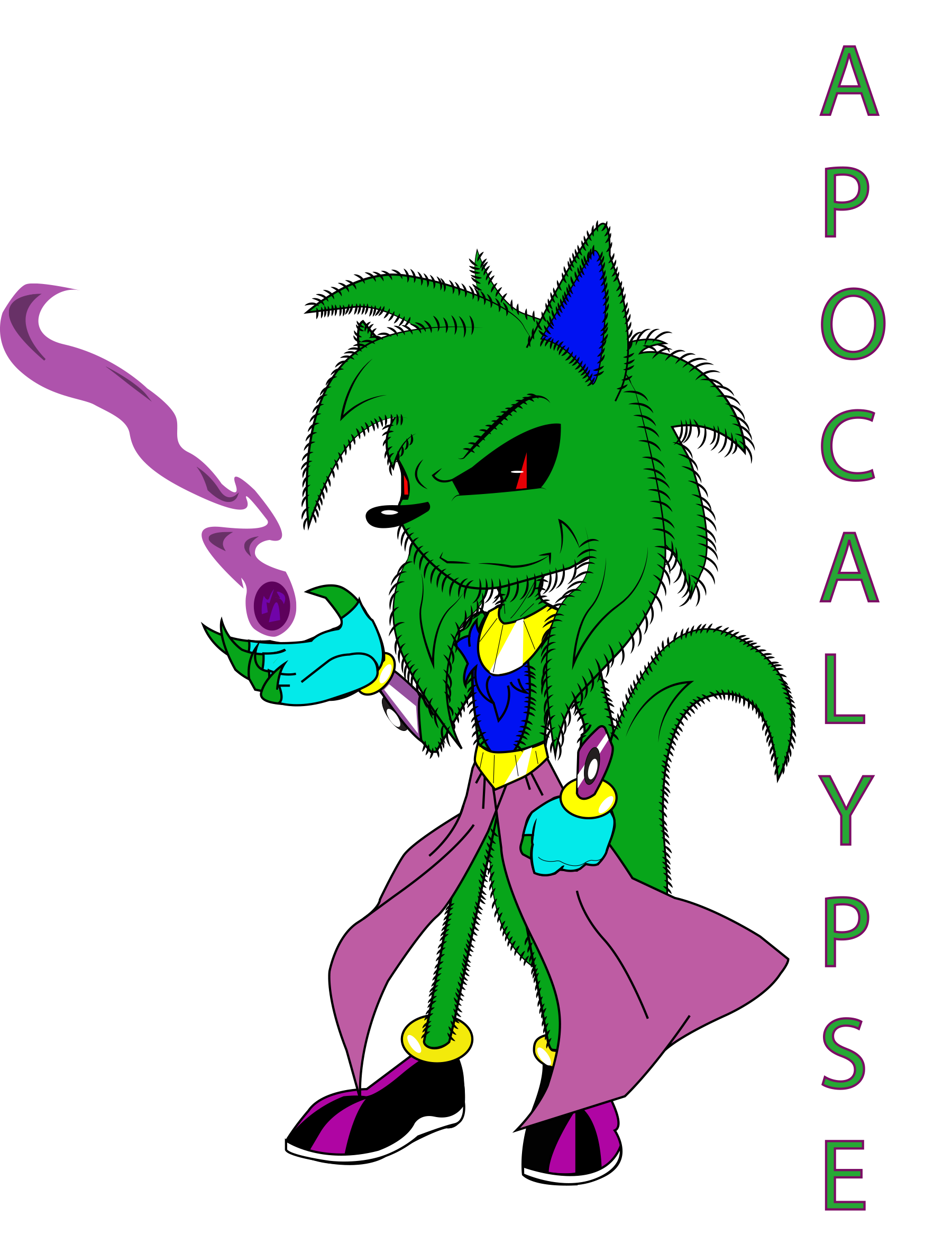 Apocalypse the Demonhog