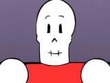 Papyrus (Glitchtale)