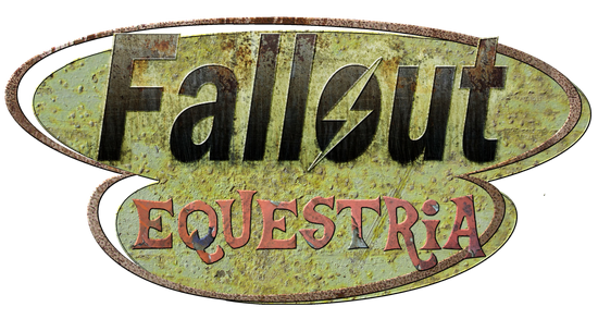 Logo - Fallout Equestria (justmoth).png