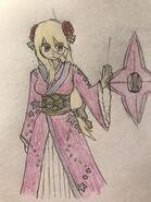 Apollyon Kimono