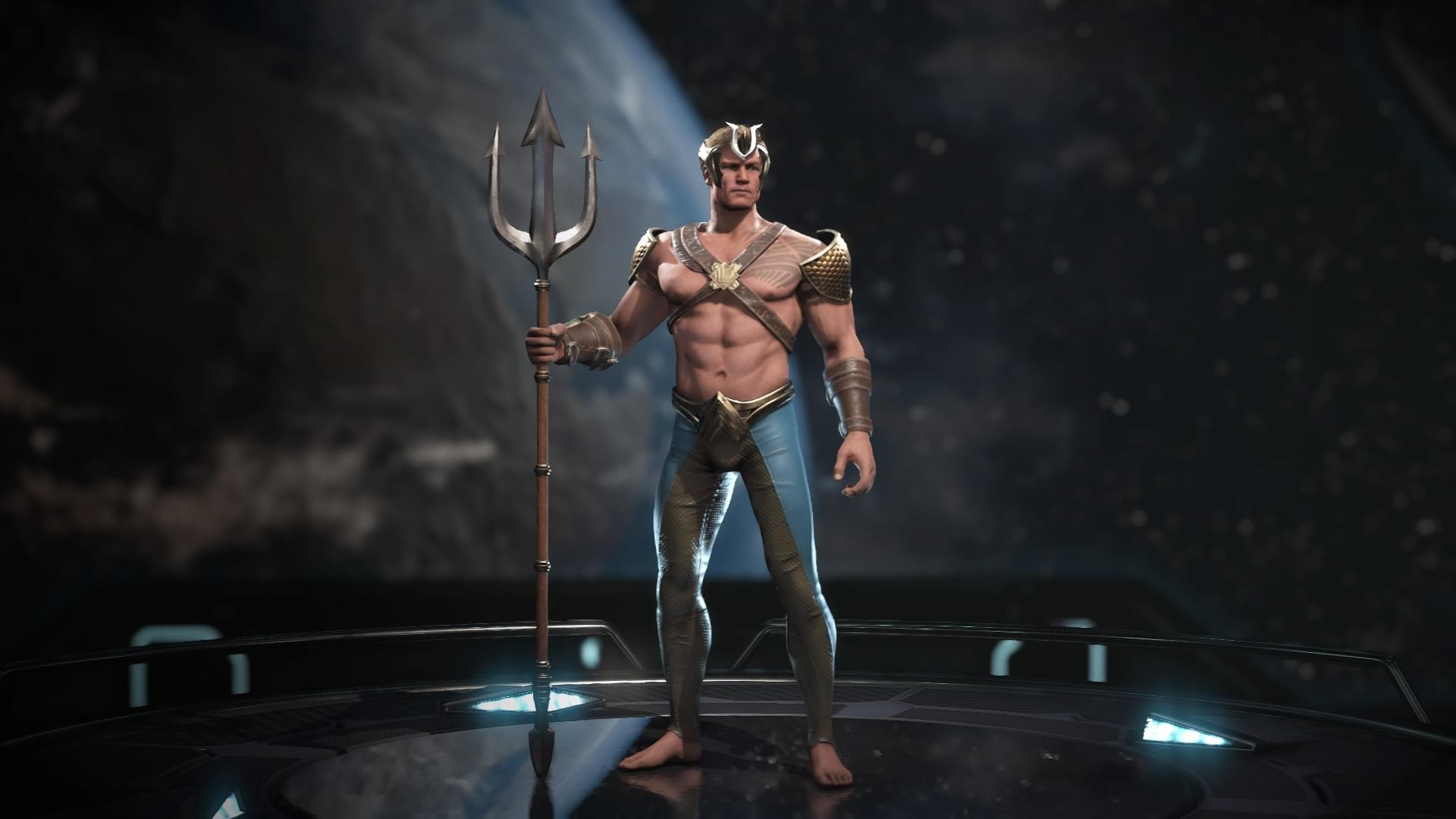 Aquaman (Knight of Justice)