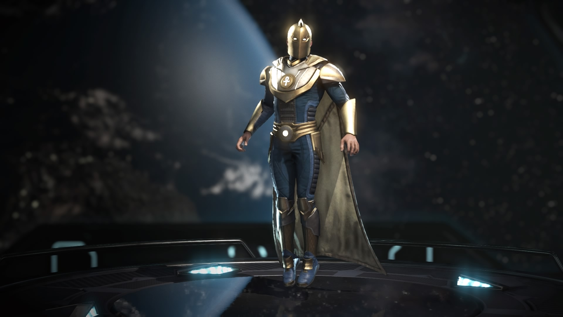 Doctor Fate (Knight of Justice)