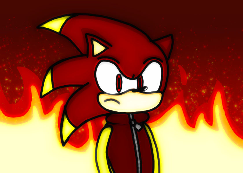 Flame (World of Hedgehogs)