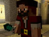 Pirate Captain (Chocolate Quest)