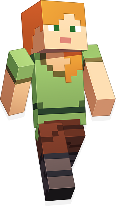 Alex (Minecraft Origins)