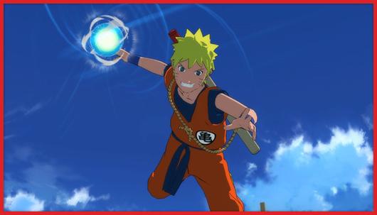 Crossover Naruto
