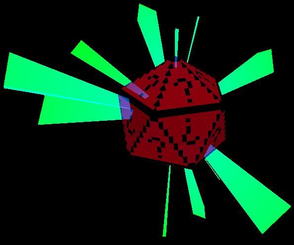 Chance Icosahedron