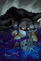 Saber (Dark Meta Knight)
