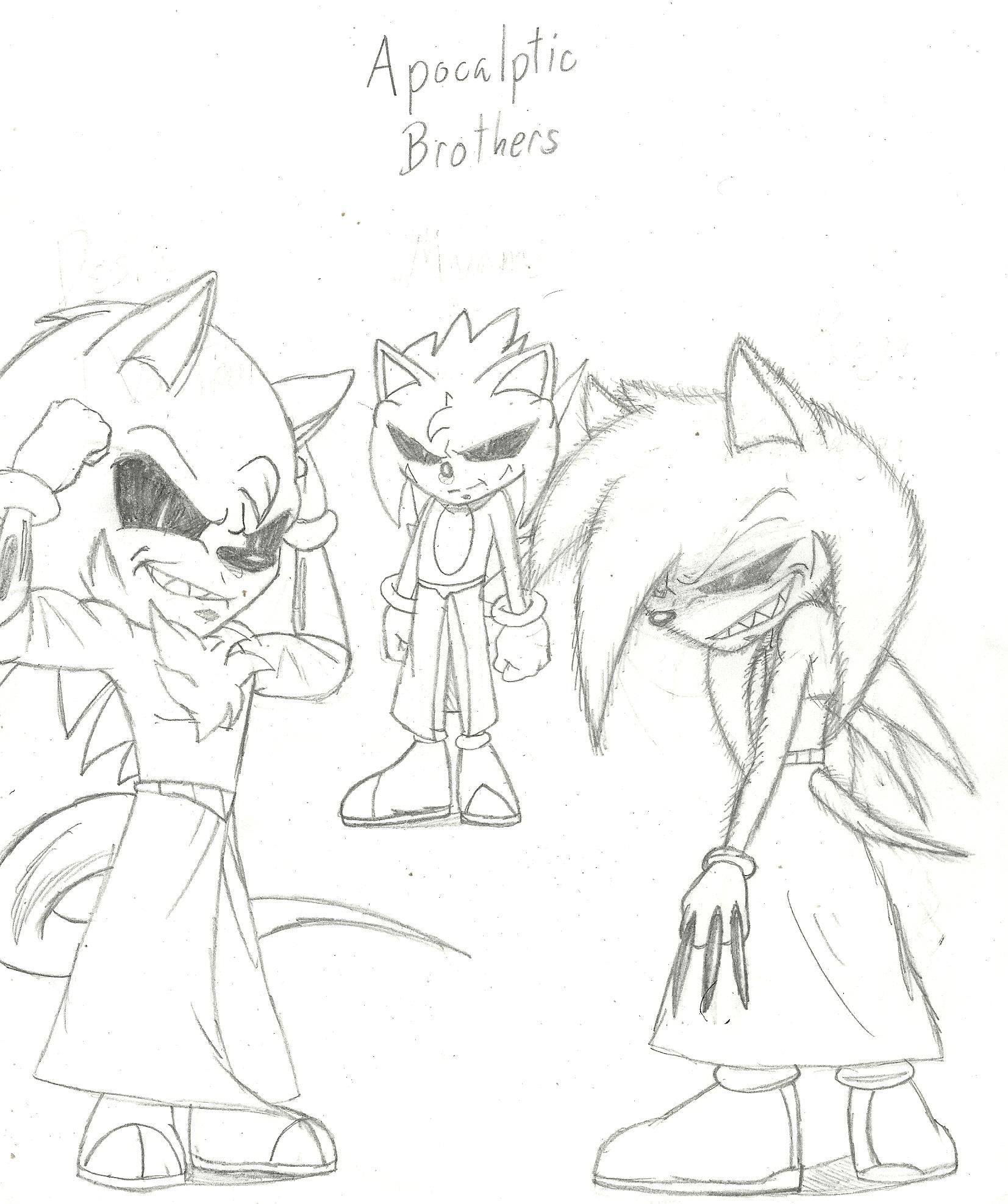 Demons (Sonic Heroes Legacy)