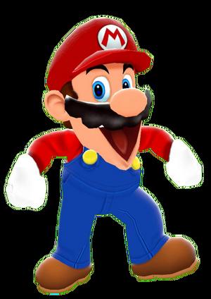 Mario (SMG4VERSE) Render.png